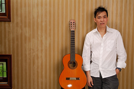 Jubing Kristianto (Fingerstyle Guitarist - INA)