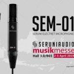 Seruniaudio at Musikmesse 2019